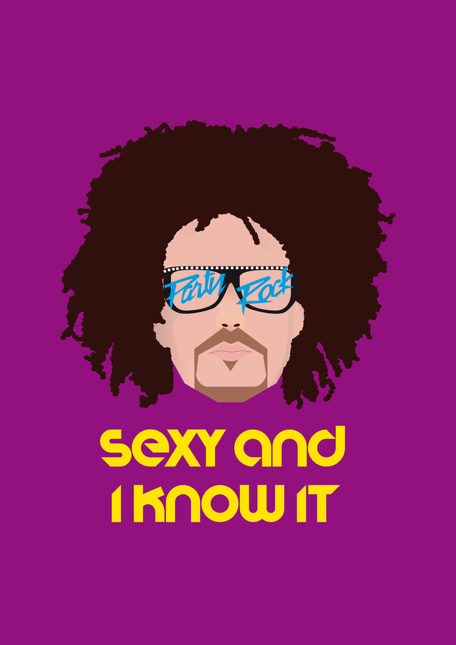 LMFAO Sexy and i know it by KhaledElkady
