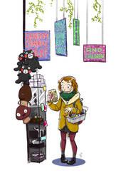 Gajins Adventure by Noody