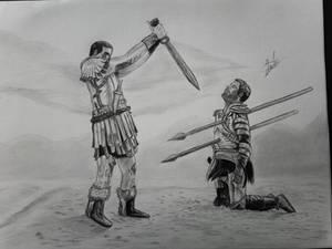 Spartacus Marcus Crassus