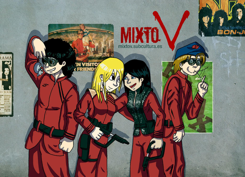 Mixto Uve by Lograi