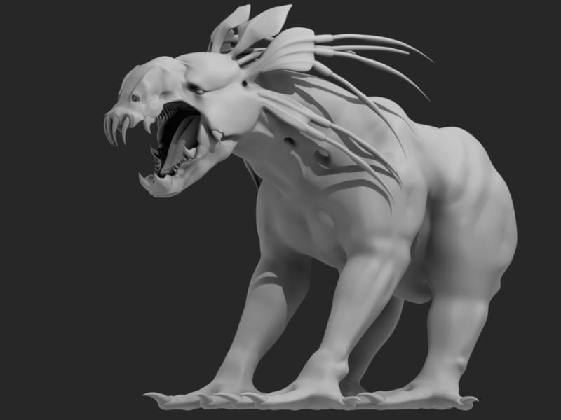 avatar animal thantor