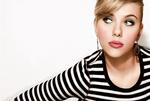 Scarlett Johansson Colorize
