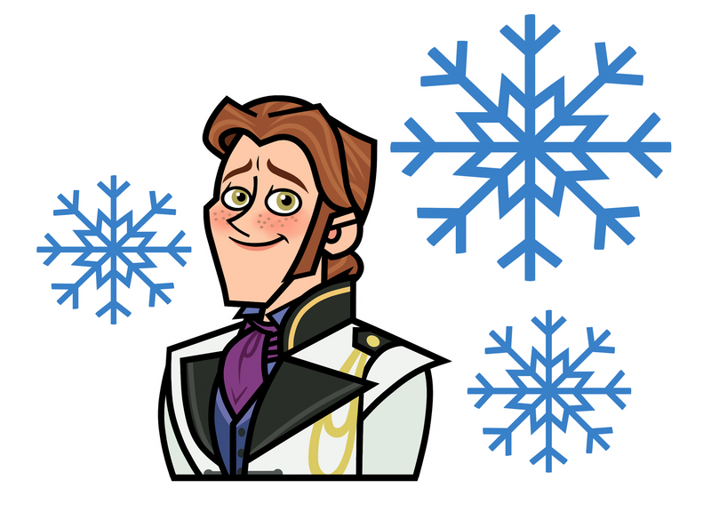 Prince Hans by MustacheSkulls