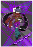 Ishii,Kentaro - Dangan Academy by MustacheSkulls