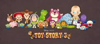 Toy story 3 by hellokittysego