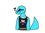 gecko char by AlchemyFeline