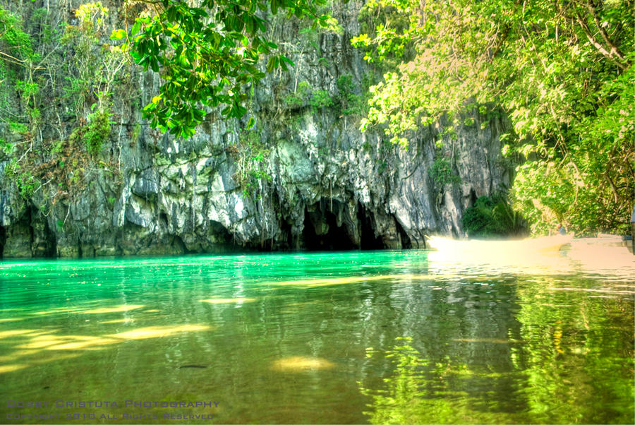Underground River Palawan by genocide2004