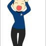 Dancing is illogical by JoeyJoeJoeJrShabbadu