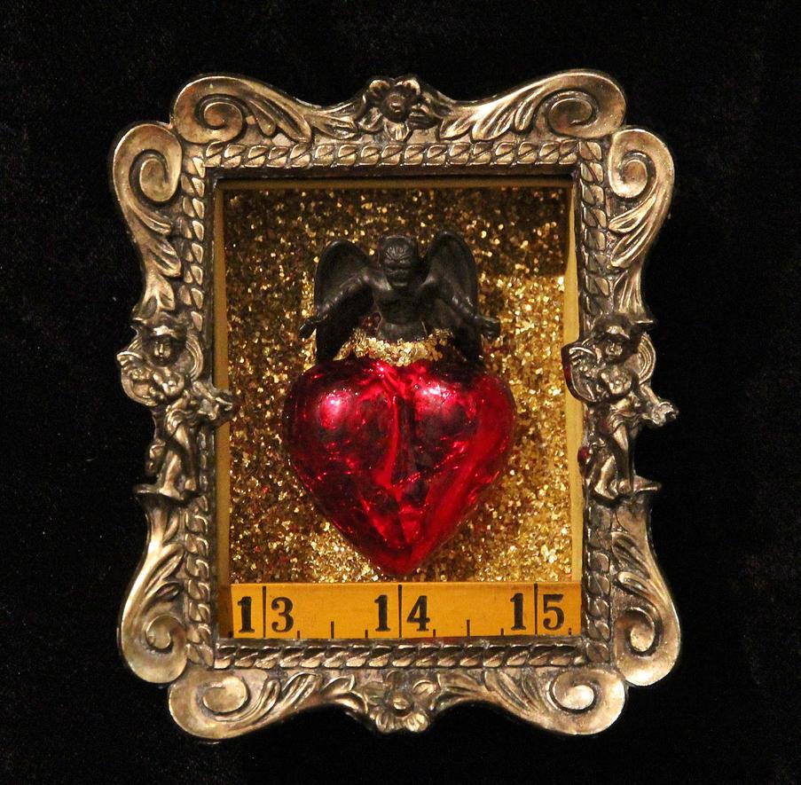 Saint Valentine by DianneHoffman