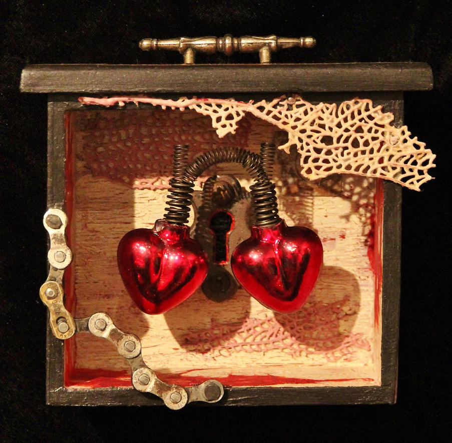 Two Hearts Beat As One by DianneHoffman