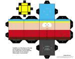Cubee SOUTH PARK Eric Cartman1