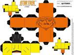 Cubee STAR TREK TAS Arex 1