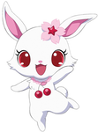 Ruby (Jewelpet) (PNG)