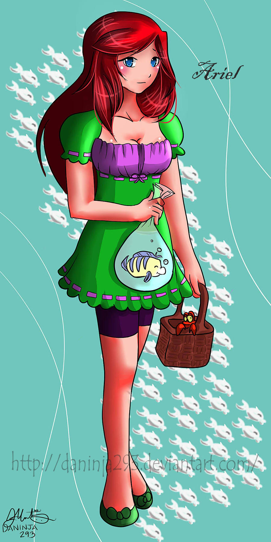 Ariel by daninja293