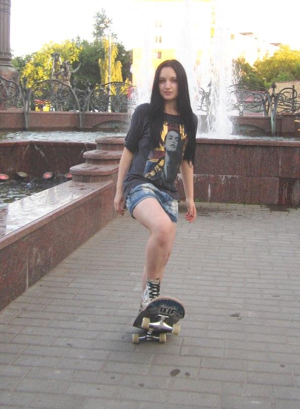 me on skate) by Dietrich444