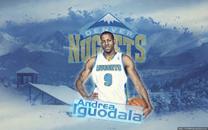 Andrea Iguodala in Denver Nuggets Jersey by ricis96
