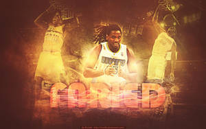 Kenneth Faried by ricis96