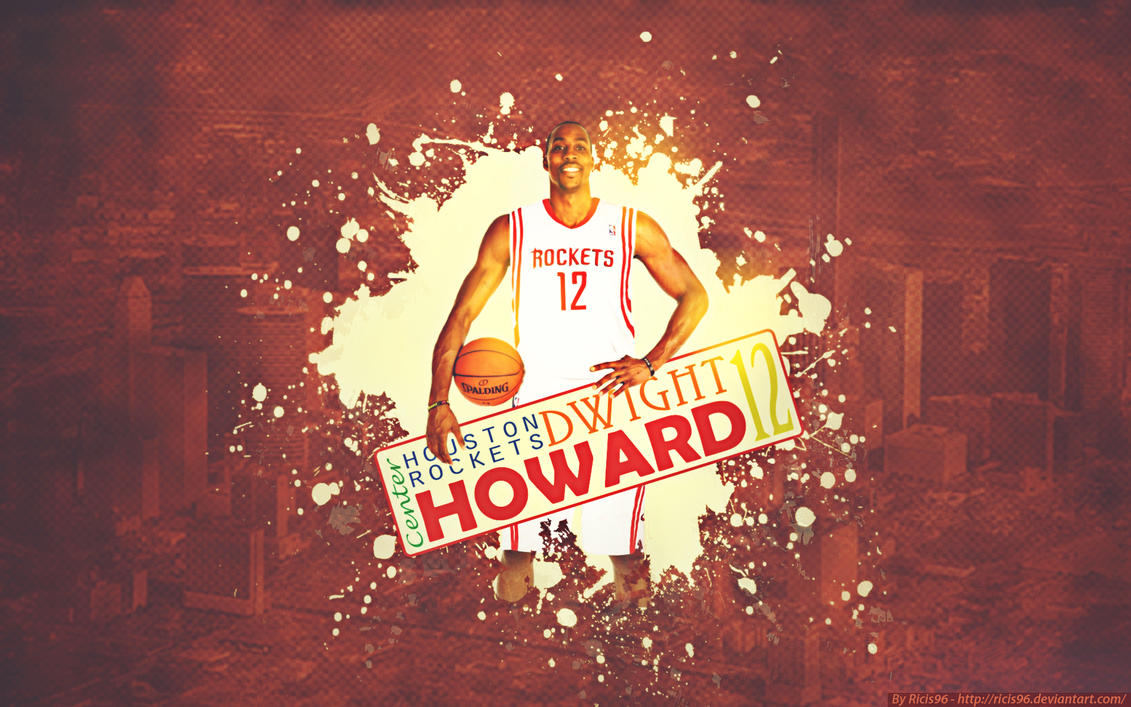 Dwight Howard Houston Rockets Wallpapers! - Page 3 ... |Dwight Howard Wallpaper Rockets