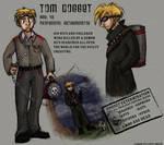 Bridgeport: Tom Dogget
