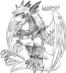 Legendz Manga style