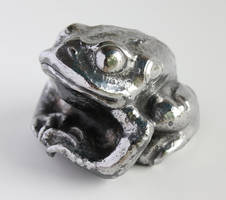 Single piece 12ga Steel Frog
