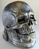 Skull Helm by TimeTurbine