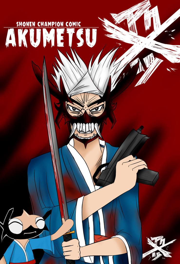 FanArt Akumetsu by Ikuroda