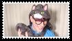 patton sanders stamp - f2u by SquashyMoon