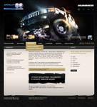 Hummer - site concept 2