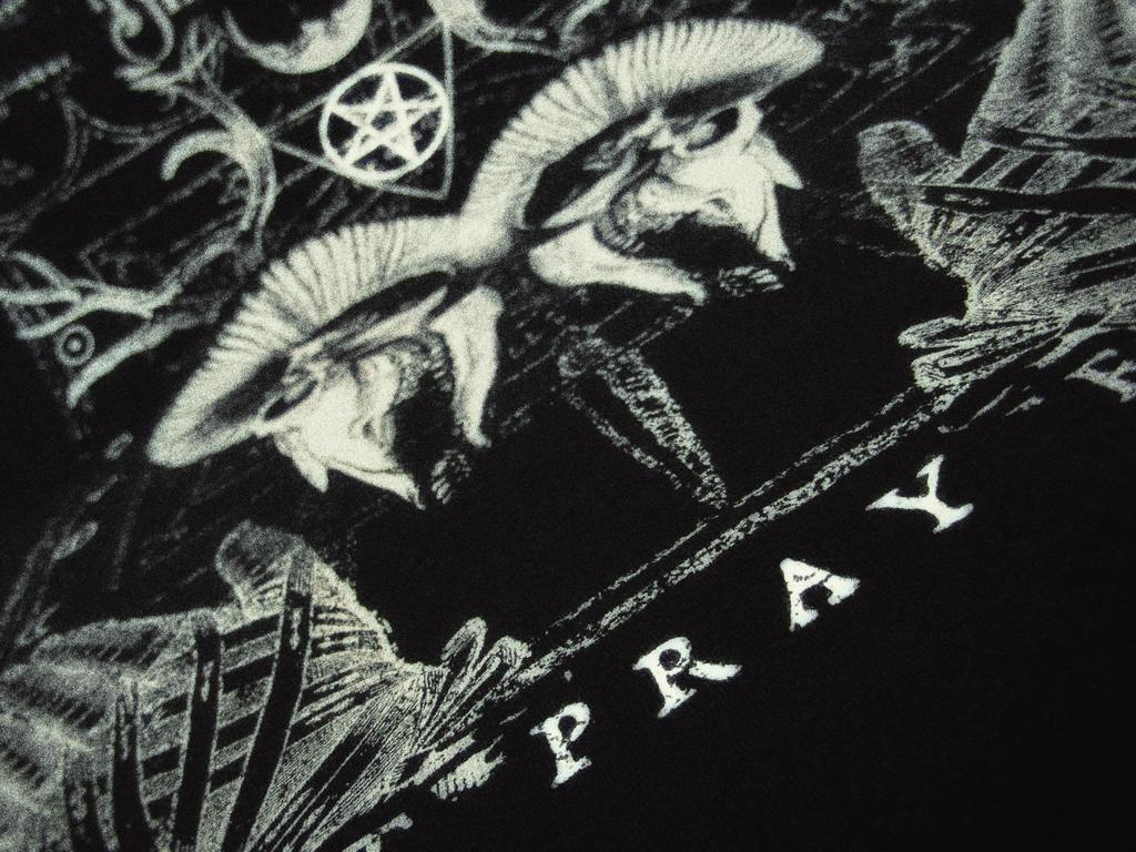 PRAY by HellishDecor