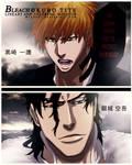 Bleach 475 Ichi vs Ginjo