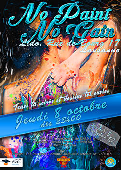 Soiree No Paint No Gain AGE