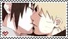 Sasunaru stamp.. ^^ by LunaDelilah