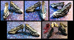 Doll shoes- Flora heels by Kaos-Ninja9
