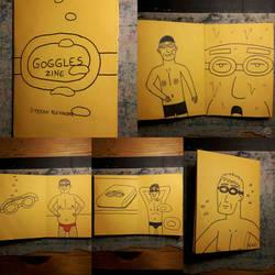 Goggles Zine  (Original zine)