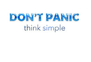 Don't Panic by Eilstina