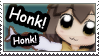 Chen's Honking Stamp by GS-Mantis