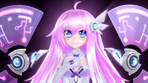 Nepgear - The Purple Sister