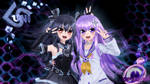 Uni and Nepgear by GS-Mantis
