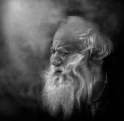 old man II by adimymsg