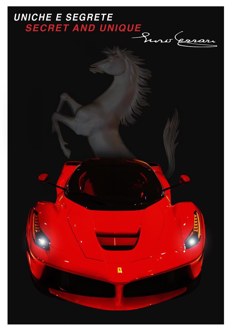 Ferrari by pGroszekg
