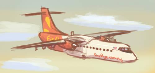 Firefly ATR-72 by Malnu123