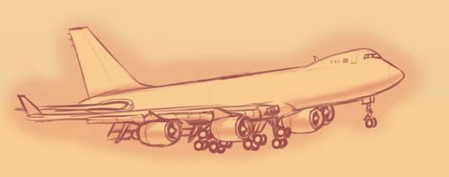 Jet Doodle by Malnu123