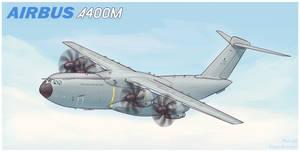 RMAF/TUDM A400M
