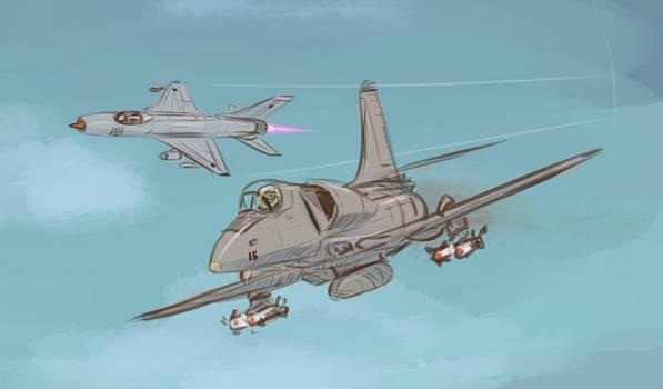plane quicksketch