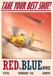 Red Vs Blue Promo poster
