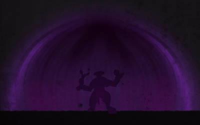 Faceless Void - Chronosphere by Tyler0903