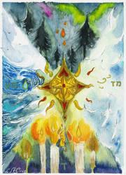 [commission] Element by Laura-SaintCroix