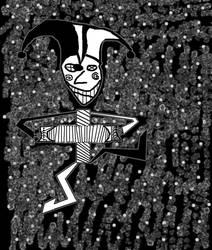 Comrade Jester by buddhagoblin