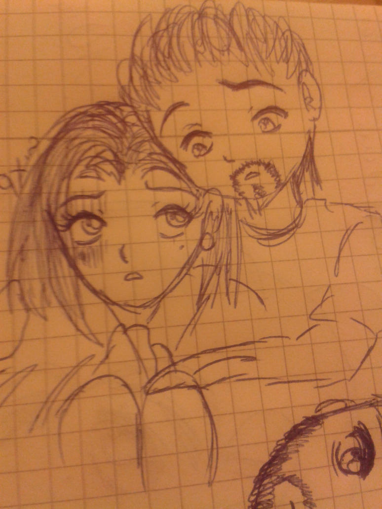 Faye and Nick by Sue01